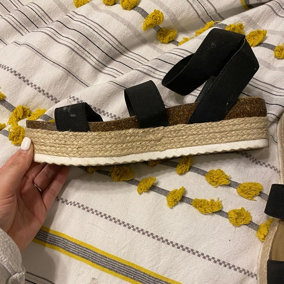 Madden Girl Carly Espadrille Sandals